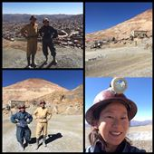 All geared up for the Potosi mine tour. M.C. Hammer pants!? ;-): by finally, Views[259]