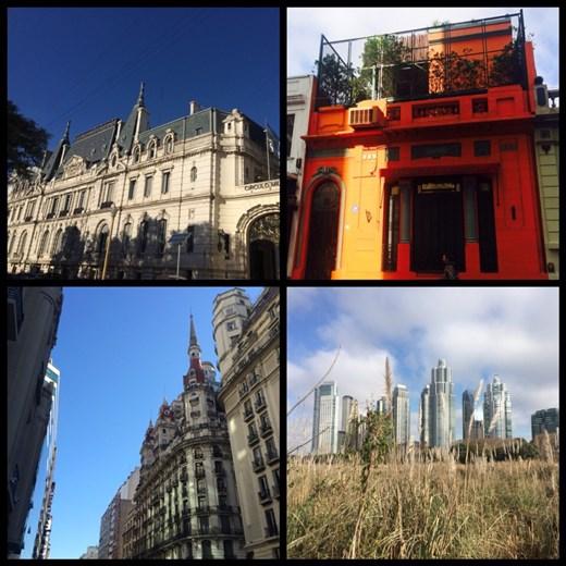 Au fil des rues de Buenos Aires