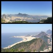 Incredible view of Rio and Copacabana from the Sugar Loaf : by finally, Views[134]