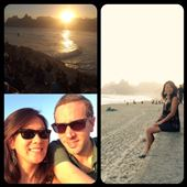 Sunset at Ipanema beach : by finally, Views[150]