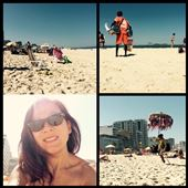 Watching life around me while on the beach of Ipanema!: by finally, Views[262]