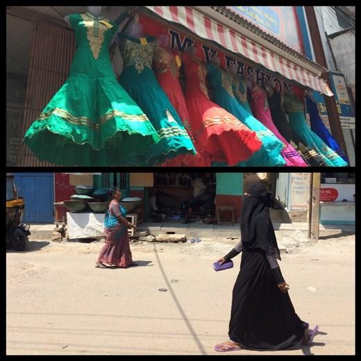 De tous les styles en Inde :-)