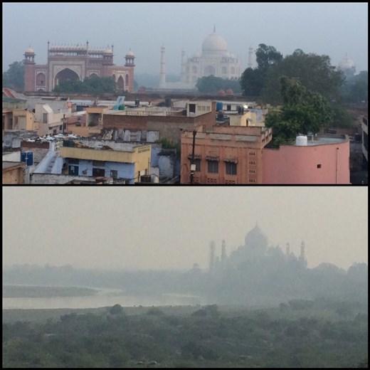 Le Taj Mahal est en fait le résultat d'une belle preuve d'amour.  https://fr.m.wikipedia.org/wiki/Taj_Mahal