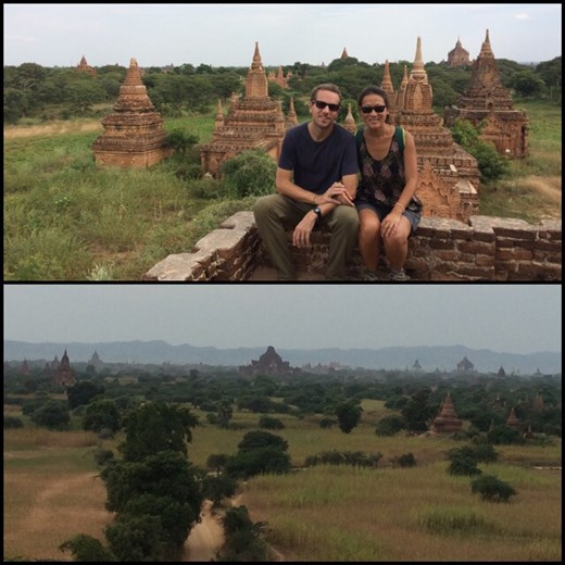 During the kingdom's height between the 11th and 13th centuries, over 10,000 Buddhist temples, pagodas and monasteries were constructed in the Bagan plains alone, of which the remains of over 2200 temples and pagodas still survive to the present day.
