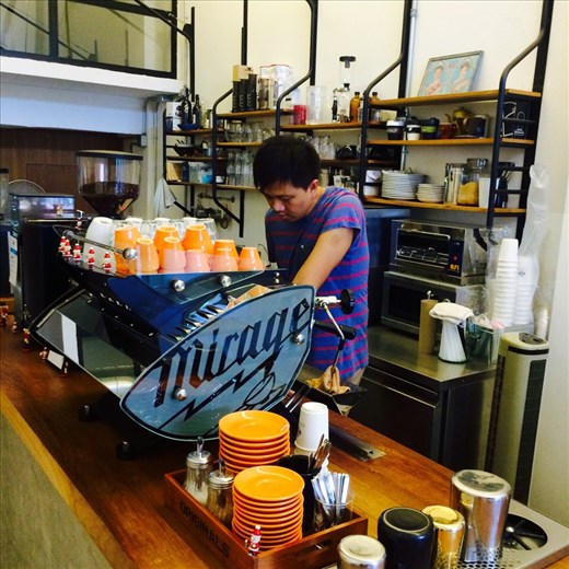 Great espresso! Like in NYC :-)