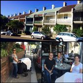 Promenade dans un quartier de Sydney avec des petites maisons toutes jolies. Au fait, ça va bien à AF?!? Hihi ;-) On y croirait presque lol: by finally, Views[155]