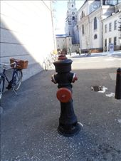 Just could not help myself. Austrian fire hydrant. =): by firegrl, Views[170]