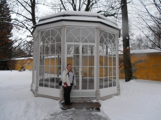 look me! at the Sound of Music Gazebo. I am no longer 16 going on 17 but salzburg fills me with some of that same hope and energy!
