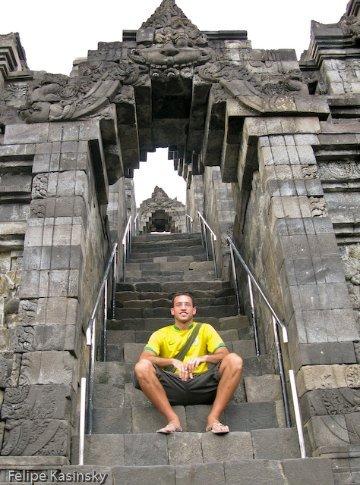 Stairs of Gautama