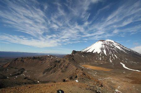 Tongariro Crossing -