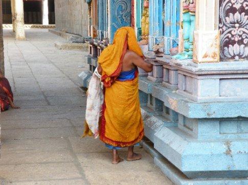 Trichy. Templo Sri Ranganathaswamy (Templo a Vishnu)