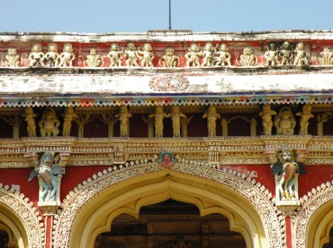 Madurai. Palacio Thirumalai Nayak