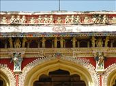 Madurai. Palacio Thirumalai Nayak: by flachi-gus, Views[520]