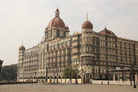 Mumbai, Raj Hotel (Hotel donde fueron los ataques terroristas en noviembre)