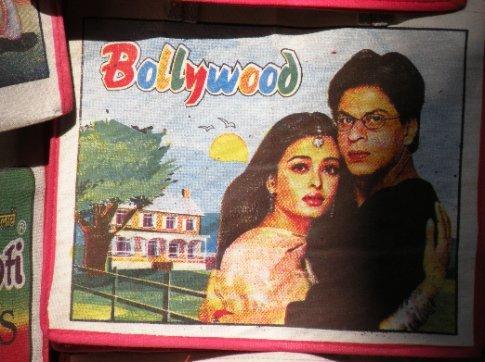 Estética kitsch de las películas de Bollywood