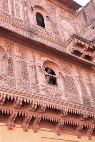 Jodphur, Región de Rajasthan (Meherengarh Fort)