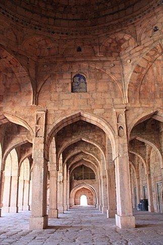 Mandu, Mezquita Jami Masjid