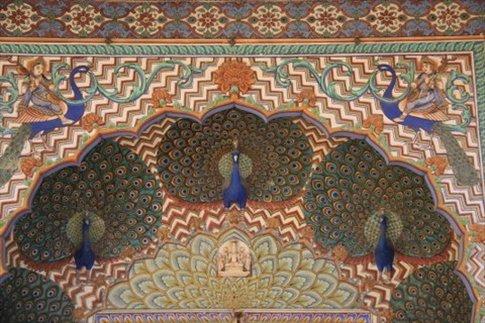 Jaipur, región de Rajasthan. Royal Palace