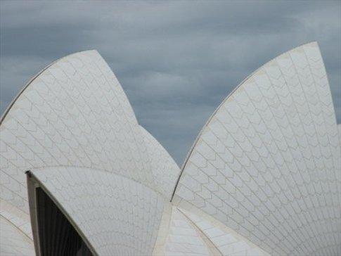 Detalle techo Opera House