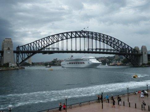 Puente Sydney Harbour