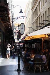 Bares y cafecitos en las calles de Melbourne: by flachi-gus, Views[306]