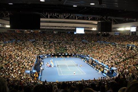 Arena principal del Australian Open
