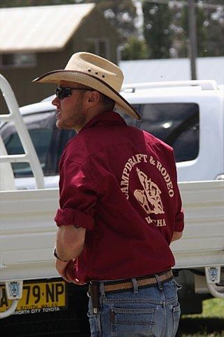 Cowboy australiano