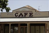 Cafe in a small town on our way to Canberra: by flachi-gus, Views[244]