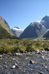 Cualquier lugar de la ruta camino a Milford Sound: by flachi-gus, Views[315]