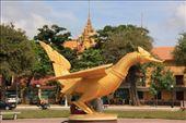 Plaza central de Phnom Penh: by flachi-gus, Views[262]