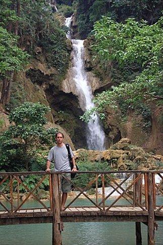 Cataratas Tat Kuang Si