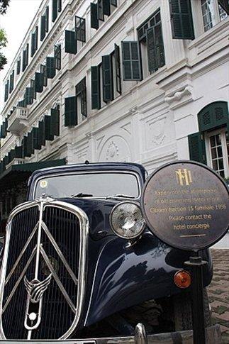 Hotel Sofitel Metropole