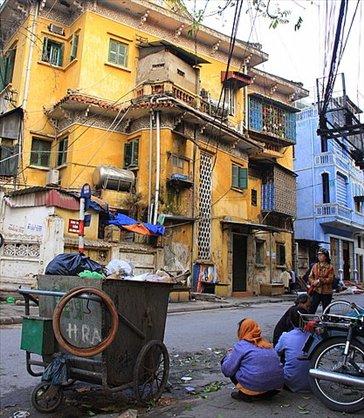 Esquina del Barrio Antiguo