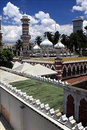Mezquita Masjid Jamek: by flachi-gus, Views[420]