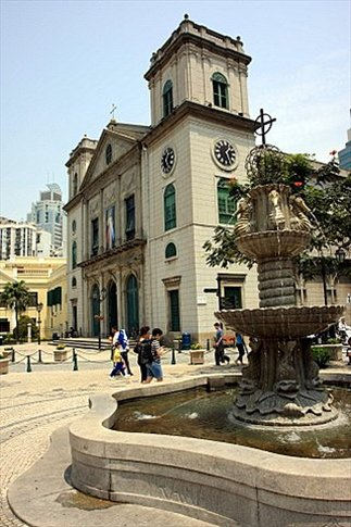 Catedral de Macau