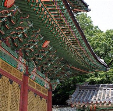 palacio Changdeokgung construido en 1405