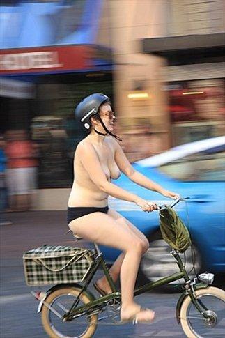 Fanáticos ciclistas