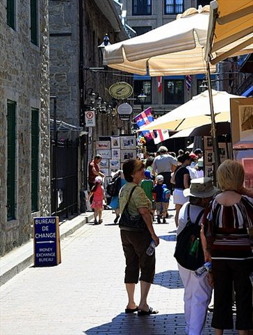 Rue des artistes (Vieux Port)