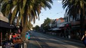 Acland Street, the hub of St. Kilda, and full of great cafes, bookstores, chocolate shops, ice cream, outdoor patios and an international beer import store that had St. Ambroise on their shelf.: by flyted, Views[404]