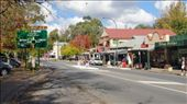 The town of Aldgate, a bit down the road from Stirling, part of the English/German network of towns in the Adelaide Hills.: by flyted, Views[321]