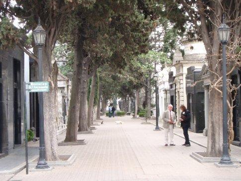Recoleta Cemetary.  Buenos Aires, Argentina.