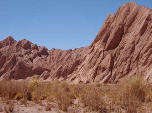 The desert.  San Pedro de Atacama, Chile.