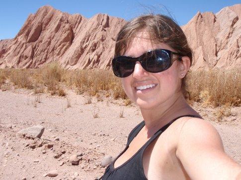 I was here.  San Pedro de Atacama, Chile.