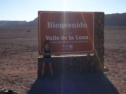 Welcome to the Valley of the Moon.  San Pedro de Atacama, Chile.