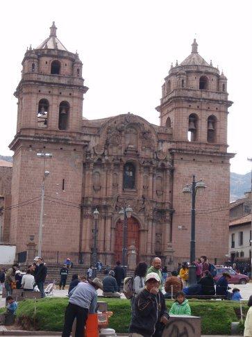 Pretty.  Cusco, Peru.