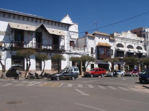 Sucre, Bolivia.