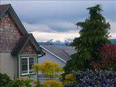 There's a good view of the Comox  Glacier in the background: by francesanddavid, Views[298]