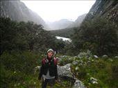Lago de Llanganuco, nach 6 Monaten durfte ich in 3800m Hoehe mal wieder Kaelte spueren...: by franzi, Views[229]