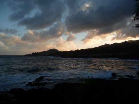 Hawaiin sunsets...