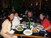 dinner wu=ith my new made friends... Moi, Leanne, Anna and Annamaria: by freedom-sparkles, Views[90]